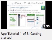 PMP App tutorial 1 of 3- Getting started